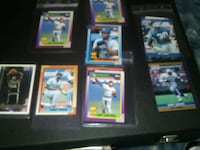 Topps and pro set cards mint condition  Bakersfield, 93306