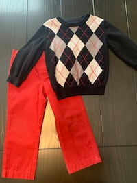 24 months boy outfit  Bakersfield, 93309