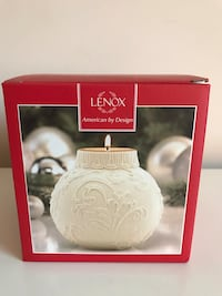 New Lenox Candle Holder Ornament  Arlington, 22202