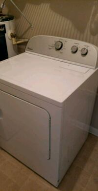 white front-load clothes washer Fayetteville, 28314
