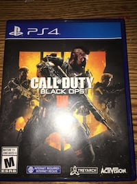 Call of Duty Black Ops 4 (PS4) Burlington, L7P 3R9