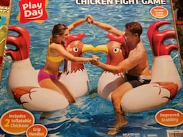 new chicken fight game
