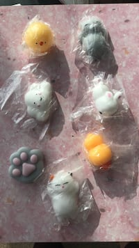 Squishy Animals for kids/phone cases 41 km