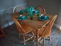 KITCHEN TABLE WITH 4 CHAIRS Altamonte Springs