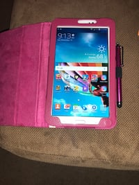 Samsung Galaxy S3 Tablet with stylus and case Washington, 20017