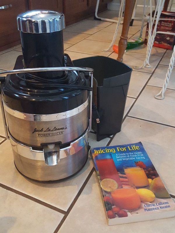 Jack LaLanne power juicer e556f11c-6f9a-41be-90bb-a583201ccdf1