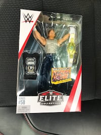 Wwe elite series 59 Dean Ambrose with IC TITLE BRAND NEW NEVER OPENED YOURS 4- 30.00 Medford, 02155