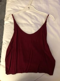 Brandy Melville crop top size Small