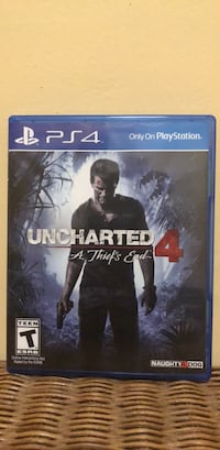 Uncharted 4   Washington, 20011