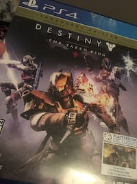 Destiny - PS4  Winnipeg, R3C 1X3