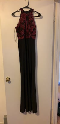 Black and Maroon Sequin Dress Oakland, 94601