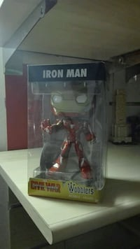 Funko Wobblers Iron Man Civil War Roma, 00134