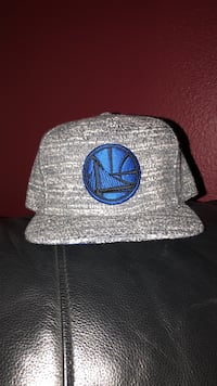 Gray and blue warriors SnapBack Watsonville, 95076
