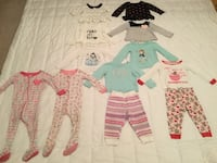Children's Place Baby Girl Size 18-24 months Clothing Lot Caldwell, 83605