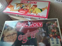 Christmas Story Monopoly-NEW Vancouver, 98664