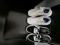 pair of Adidas 6 and a pair of DC youth size 4 Toronto, M6B 1N5
