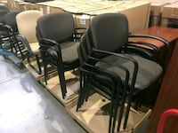 black and brown wooden chairs commercial  Fallston, 21047