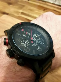 Nixon 48-20 Chrono watch Vancouver, V5R 1E4