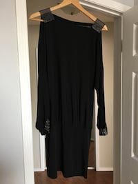 black long-sleeved dress Edmonton, T5Z 0K9