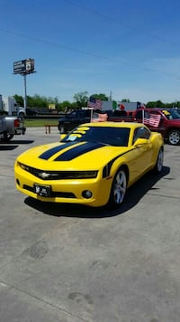 yellow and black Ford Mustang Houston, 77067
