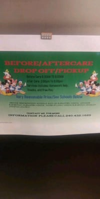 Before & Aftercare Upper Marlboro