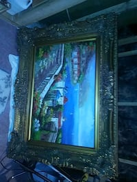 victorian style painting Laval, H7L 5E8