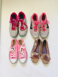 Size 6 Girl Shoes London, N6H 0C2