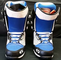 pair of blue-and-white snowboard boots Silver Spring, 20904