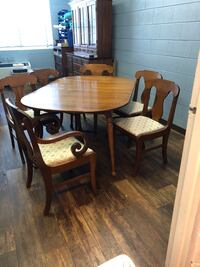 MUST SELL Dining Table 6 chairs Norfolk, 23518