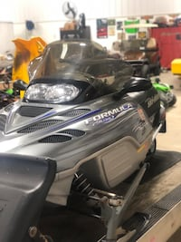 For sale 2001 Ski doo Formula Deluxe Diamond, 60416