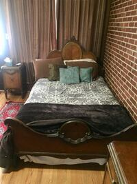 Beautiful unique full size bed set Silver Spring, 20905