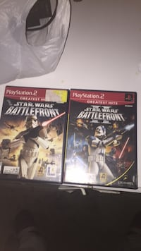 Battlefront one and two  Plano, 60545