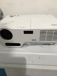 white NEC projector Calgary, T2Y 3V6