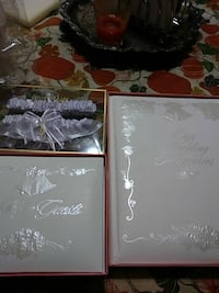 Our Wedding Memories gift set box El Paso, 79905