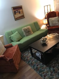 Living room set $650 (sofa turn into a bed) London, N6B 2J7