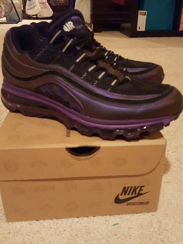 c7c3cfbf00 Used PURPLE NIKE AIR MAX PLUS for sale in Climax - letgo
