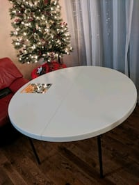 48-INCH ROUND FOLD-IN-HALF TABLE (LIGHT COMMERCIAL Toronto, M3A 2P5