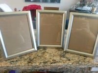 Champagne picture frames 5x7