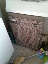 brown home appliance