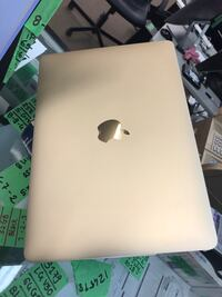 "Apple MacBook 12"", 2016 MODEL, Gold Color Toronto, M9V 2X6"
