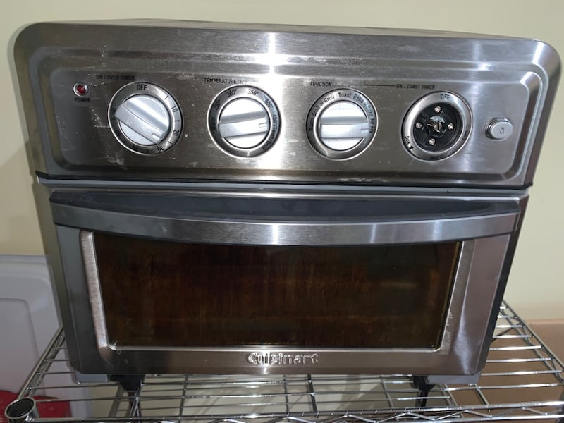 Sold Cuisinart Air Fryer And Convection Oven Combo In Irvine Letgo