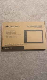 HUION Rechargeable LED Light Pad - BRAND NEW North Potomac, 20878