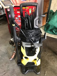 Karcher Electric pressure washer  mint condition Port Coquitlam, V3B 2A3