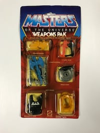 Masters of the universe weapons pak Abbotsford, V2T 4J7