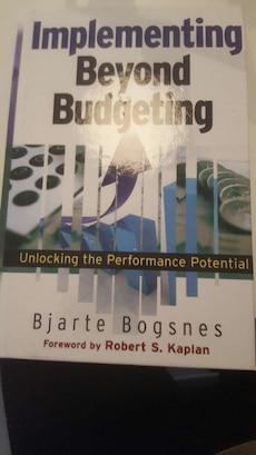 Implementing Beyond Budgeting - Bogsnes