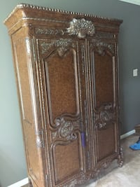 Wooden French Armoire Medford, 08055