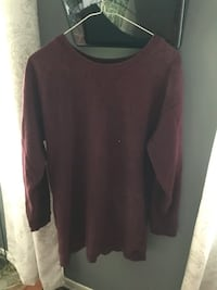 Garage Oversized sweater  Mississauga, L5N 2H4