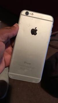 Silver iPhone 6 Toronto, M6A