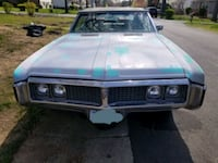 1969 Buick Electra Bowie