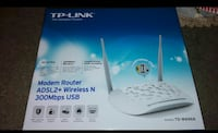 Scatola wireless router TP-Link